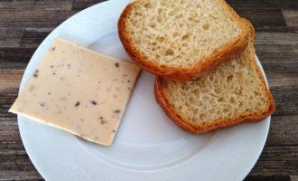 горячие бутерброды с сыром на сковороде рецепт
