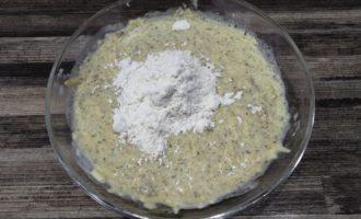 кабачки в кляре с сыром и сметаной пошагово