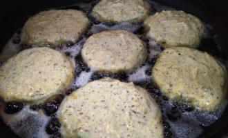 кабачки в кляре с сыром и сметаной пошаговый рецепт