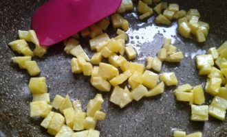омлет с картошкой рецепт с фото