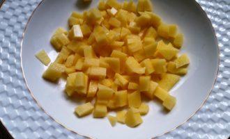 омлет с картошкой рецепт
