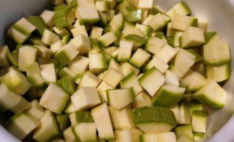 рецепт вкусного овощного рагу с кабачками
