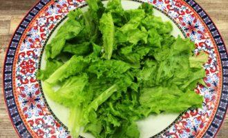 салат с нутом рецепт