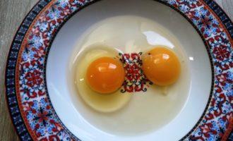 сладкий омлет на сковороде рецепт