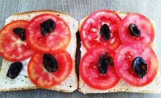 горячие бутерброды на скорую руку с фото