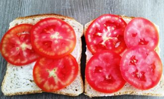 горячие бутерброды на скорую руку фото