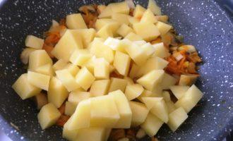 грибной суп с цветной капустой рецепт с фото