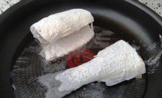 жареная рыба в молоке пошаговый