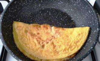 идеальный омлет пошаговый