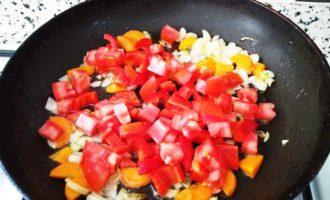 овощное рагу с брокколи с фото
