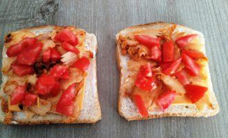 сочные горячие бутерброды рецепт с фото