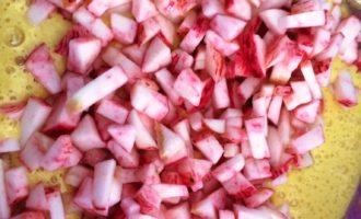 шарлотка с яблоками и кокосовой стружкой рецепт с фото