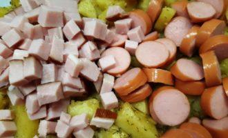 вкусная запеченная картошка в духовке фото
