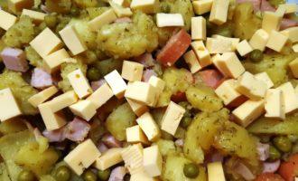 вкусная картошка дольками в духовке