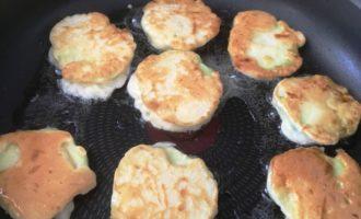 кабачки в сырном кляре пошаговый рецепт