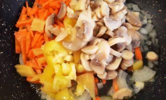 как приготовить гречку с грибами