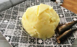 как приготовить картофельное пюре с маслом