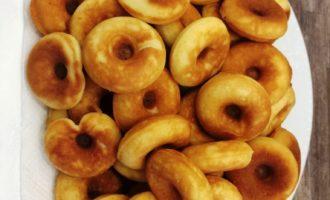 как приготовить пончики в вафельнице