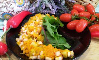 как приготовить салат обжорка с колбасой и огурцами