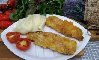 как приготовить филе пангасиуса в кляре на сковороде