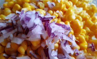 кальмары с кукурузой салаты вкусные и простые