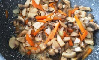 картофельное пюре с грибами рецепт