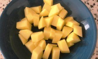 картофельный суп с колбасой рецепт