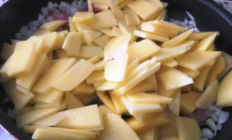 картофель по-охотничьи пошагово
