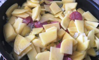 картофель по-охотничьи пошаговый