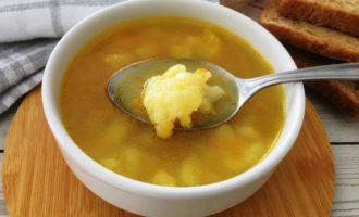 куриный суп с цветной капустой рецепт
