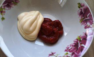 макароны с томатным соусом фото