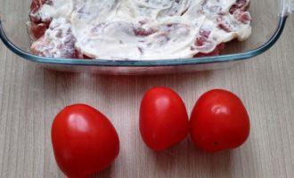 мясо по-французски на Новый год рецепт с фото