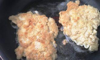 отбивная куриная грудка в кляре пошаговый рецепт