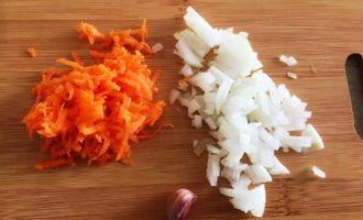 рис с морковью и луком на сковороде рецепт с фото