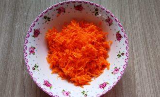 салат из сырой моркови фото