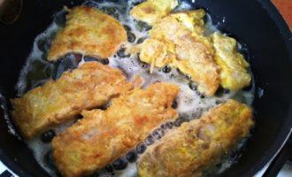 филе пангасиуса в кляре на сковороде пошаговый