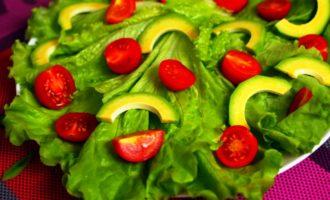 вкусный салат с кальмарами рецепт с фото