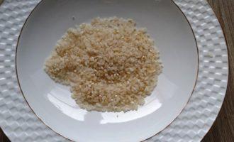 грибной суп с рисом фото