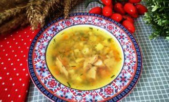 как приготовить суп из красной чечевицы