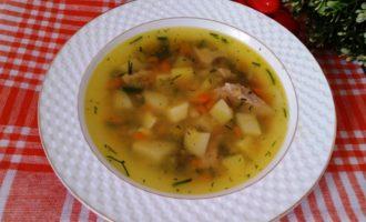 как приготовить суп из чечевицы с мясом