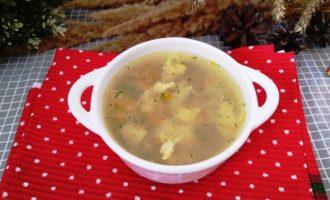 как приготовить суп картофельный с мясом