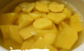 картофельные шарики из пюре во фритюре рецепт