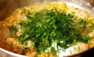 куриное филе с брокколи пошаговый с фото