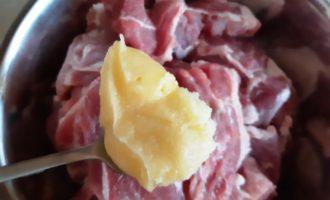 медовый маринад для свинины