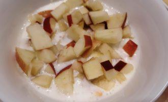 овсяная каша с кефиром на завтрак