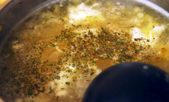 суп куриный с яйцом пошаговый с фото