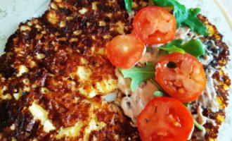 сырные лепешки с начинкой рецепт пошагово
