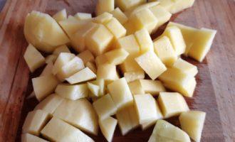 сырный суп рецепт с картошкой