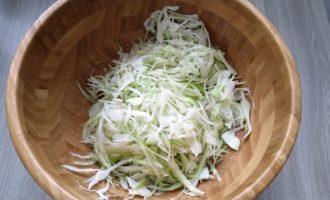тушеная капуста с рисом на сковороде рецепт