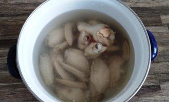бульон из куриных крылышек рецепт с фото